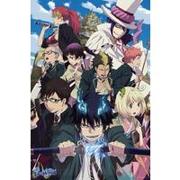 Jigsaw puzzle - Blue Exorcist / All Characters