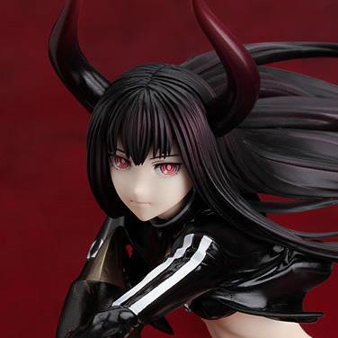 Figure - Black Rock Shooter / BlackGold Saw