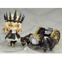 Nendoroid - Black Rock Shooter / Chariot