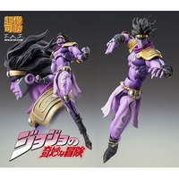 Super Action Statue - Jojo no Kimyou na Bouken / Star Platinum