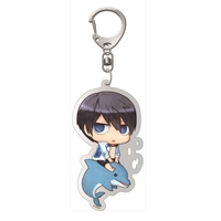 Big Key Chain - Chimi Chara - Free! (Iwatobi Swim Club) / Nanase Haruka
