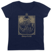 T-shirts - Daughter of Evil / Len & Rin Size-GIRLS S