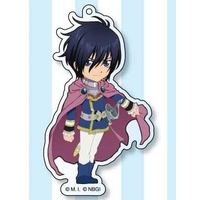 Acrylic Key Chain - Tales of Destiny / Leon Magnus