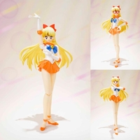S.H. Figuarts - Sailor Moon / Sailor Venus & Artemis