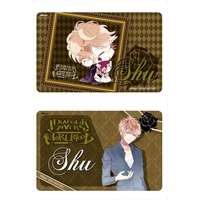 Card Stickers - DIABOLIK LOVERS / Sakamaki Shu
