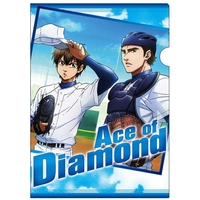 Plastic Folder - Ace of Diamond