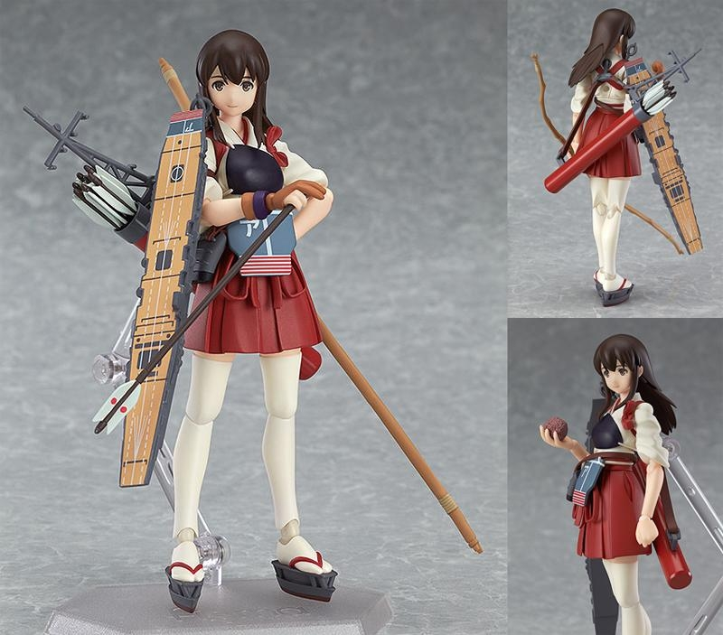 figma - Kantai Collection / Akagi (Kan Colle)