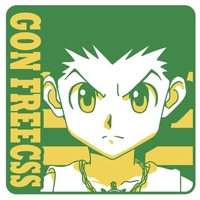 Hand Towel - Hunter x Hunter / Gon Freecss