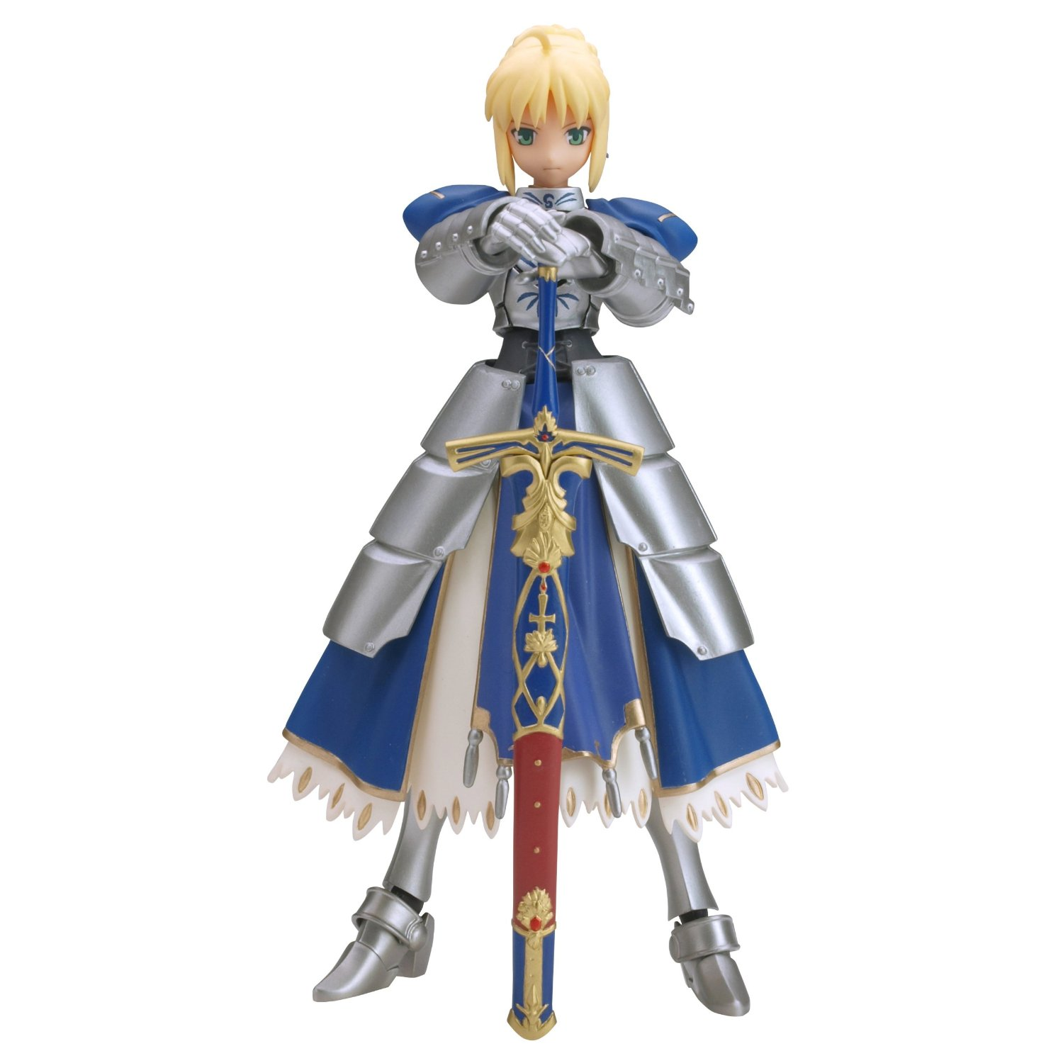 figma - Fate/stay night / Saber & Saber
