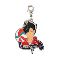 Charm Collection - Metal Charm - Haikyuu!! / Kuroo Tetsurou