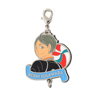 Charm Collection - Metal Charm - Haikyuu!! / Sugawara Koushi