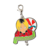 Charm Collection - Metal Charm - Haikyuu!! / Kozume Kenma