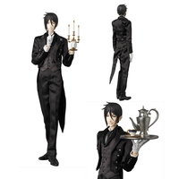 Pocket Watch - Teapot - REAL ACTION HEROES - Black Butler / Sebastian Michaelis