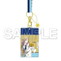 Commuter pass case - UtaPri / Camus