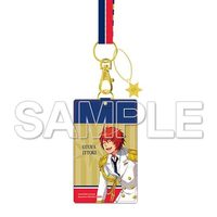 Commuter pass case - UtaPri / Otoya Ittoki