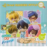 Trading Figure - Free! (Iwatobi Swim Club)