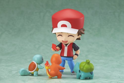 Nendoroid - Pokémon / Red