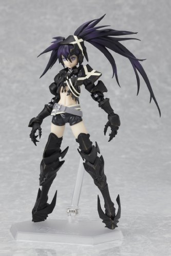 Black Rock Shooter Blu-ray BOX with Figure