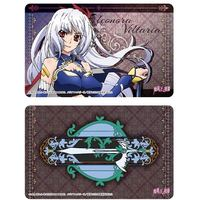 Card Stickers - Madan no Ou to Vanadis / Eleonora Viltaria