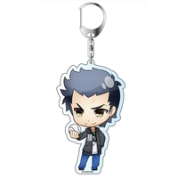 Big Key Chain - Ace of Diamond / Sanada Shunpei