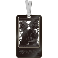 Metal Art Bookmarker - Durarara!! / Shinra & Celty