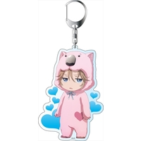 Big Key Chain - Binan Koukou Chikyuu Bouei-bu Love! / Yufuin En