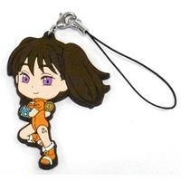 Rubber Strap - Kyun-Chara Illustrations - The Seven Deadly Sins / Diane