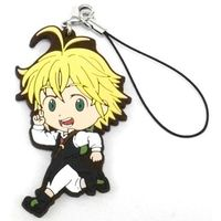 Rubber Strap - Kyun-Chara Illustrations - The Seven Deadly Sins / Meliodas
