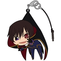 Tsumamare Strap - Code Geass / Lelouch Lamperouge