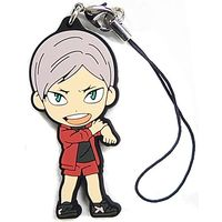 Rubber Strap - Kyun-Chara Illustrations - Haikyuu!! / Haiba Lev