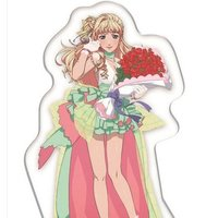 Smartphone Stand - Acrylic stand - Macross Frontier / Sheryl Nome