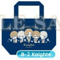 Tote Bag - Ensemble Stars! / Knights