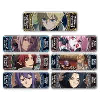 Long Badge - Trading Badge - Seraph of the End