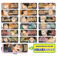 Long Badge - Trading Badge - Haikyuu!!
