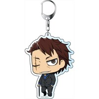 Big Key Chain - Durarara!! / Akabayashi