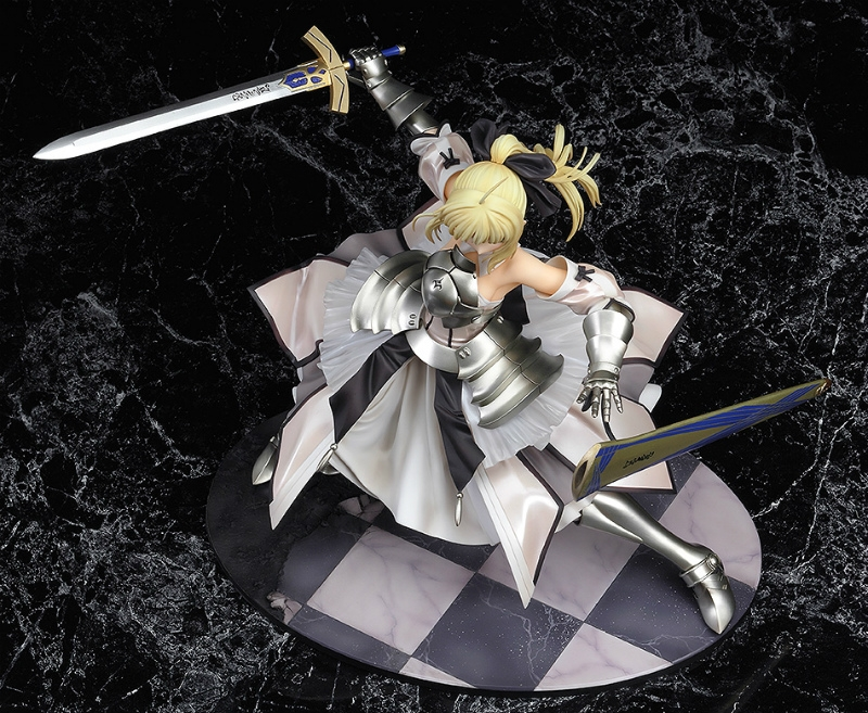 Figure - Fate/stay night / Saber Lily