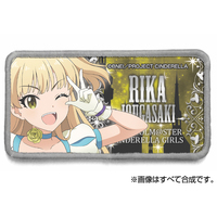 Detachable Patch - IM@S: Cinderella Girls / Jougasaki Rika