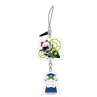 Earphone Jack Accessory - Bakuon!! / Kawasaki Raimu