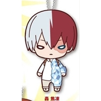 Plush Key Chain - My Hero Academia / Todoroki Shouto