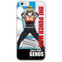 iPhone6 case - One-Punch Man / Genos
