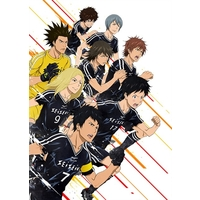 Character song - DAYS / Kazama Jin