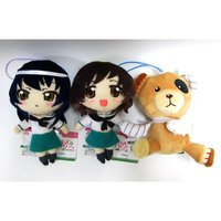 Plushie - GIRLS-und-PANZER / Anglerfish Team