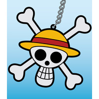 Rubber Key Chain - ONE PIECE