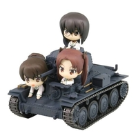 Action Figure - GIRLS-und-PANZER
