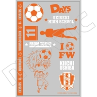 Stickers - DAYS / Ooshiba Kiichi