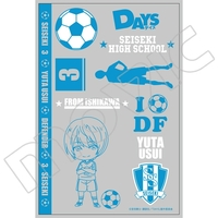 Stickers - DAYS / Usui Yuuta