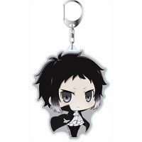 Big Key Chain - Bungou Stray Dogs / Akutagawa Ryuunosuke
