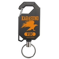 Real Key Chain - Haikyuu!! / Karasuno High School