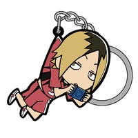 Tsumamare Key Chain - Haikyuu!! / Kenma & Karasuno High School