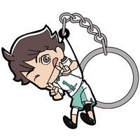 Tsumamare Key Chain - Haikyuu!! / Oikawa & Karasuno High School